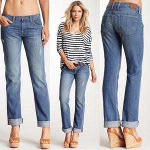 Lucky Brand Sienna Tomboy Straight Leg Jean